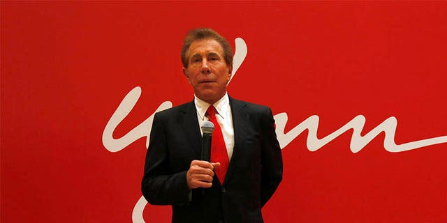 Las Vegas businessman Steve Wynn, seen in the above file photo, has resigned from his position as finance chairman for the RNC following reports of sexual misconduct.