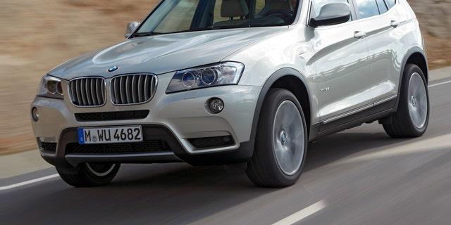 2011 BMW X3 xDrive30i