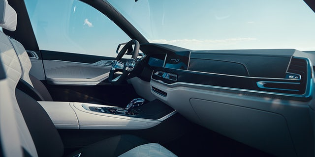 Bmw X7 Concept Previews New Full Size 3 Row Suv Fox News