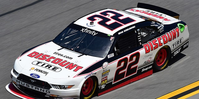 Keselowski already drives a Mustang in the Xfinity series.