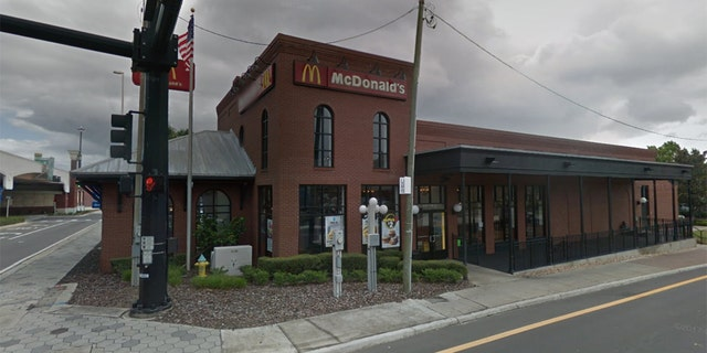 Donaldson had been working at the McDonald's in the Ybor City neighborhood of Tampa for a few months, police say.