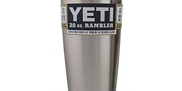The Yeti Rambler.