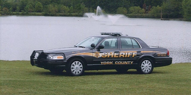 Three of the four officers wounded in the shooting were York County Sheriff's deputies.