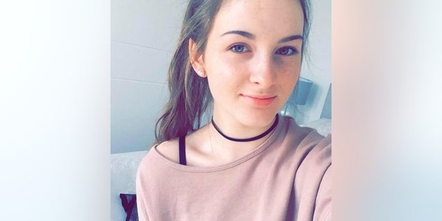 Molly Brown, 18, opened up Thursday about the acid attack she endured.