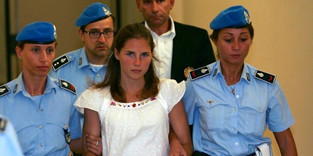 Amanda Knox's roommate was found murdered and sexually assaulted in their apartment on Nov. 2, 2007.