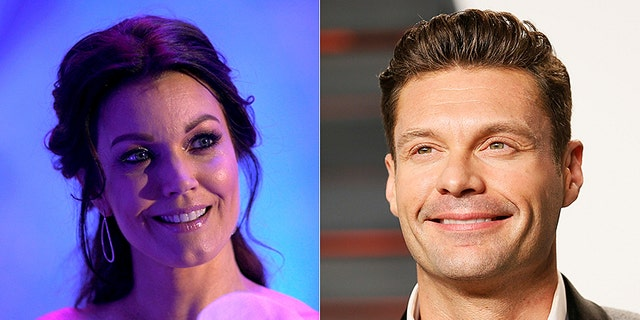 Bellamy Young called for Ryan Seacrest to step down from his role at the 2018 Oscars.