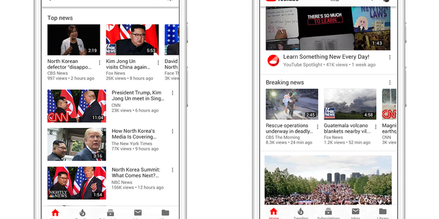 YouTube is bolstering its efforts to support verifiable journalism on its platform.