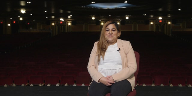 """You could get a movie, two or three serials, six cartoons, a news reel, and a ticket for a raffle all for twenty-five cents,"" said Yuby Hernandez, the community outreach associate at the theater, now known as United Palace."
