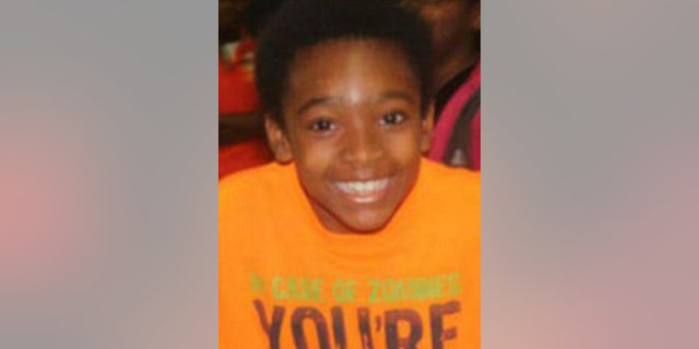This undated image shows Zarriel Trotter, who was shot Friday a year after taking part in an anti-violence PSA