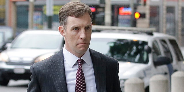 Aaron Zebley, a Mueller investigator, represented Justin Cooper. Cooper was a longtime Bill Clinton aide who set up Hillary Clinton's private email server.
