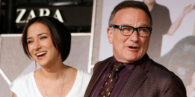 Zelda Williams, daughter of Robin Williams, is talking about mental health.
