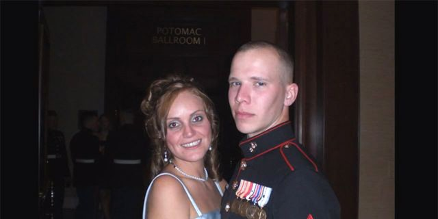 Matt Walker found a camera filled with photos of a Marine with the last name Zellman.