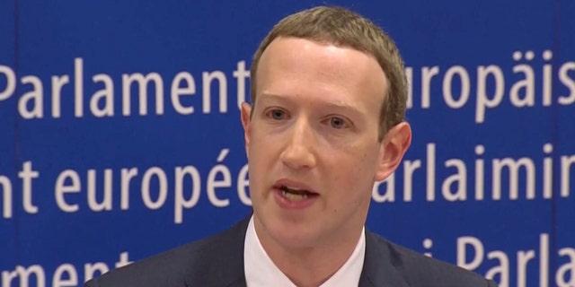 Facebook CEO Mark Zuckerberg testified before European lawmakers earlier this week.