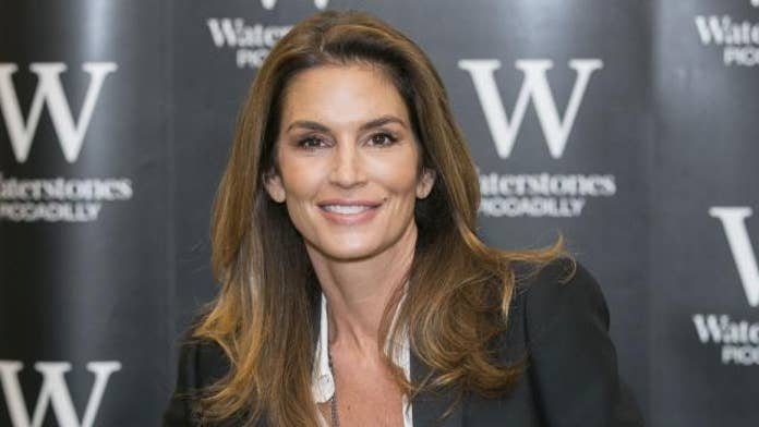 Cindy Crawford opens up about posing nude at 53: 'It's a different kind of beauty'