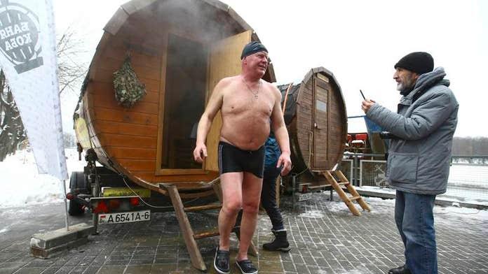 Sweating in sauna might help keep brain healthy: Finnish study