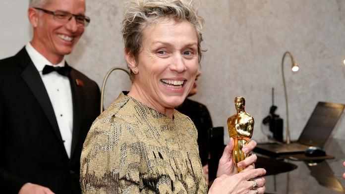 Frances McDormand alleged Oscar thief won't be prosecuted