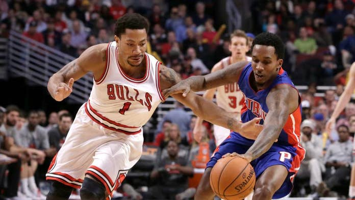 252c31dd6fa Chicago Bulls guard Derrick Rose out vs Pacers because of hamstring injury