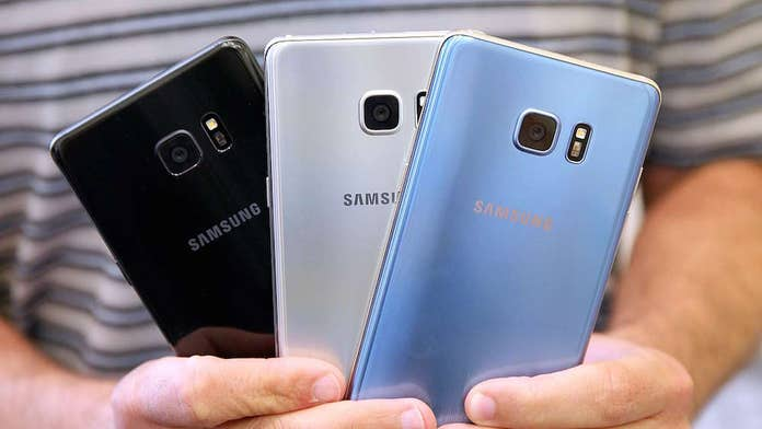 The science behind the Samsung Galaxy Note 7's battery fires
