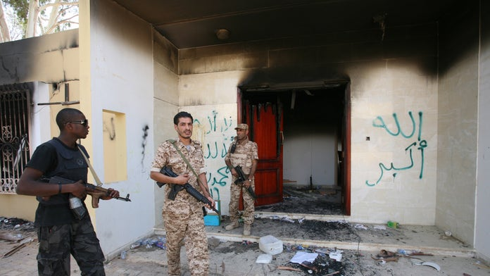 2nd suspect tried in Benghazi terror attack convicted on 2 counts