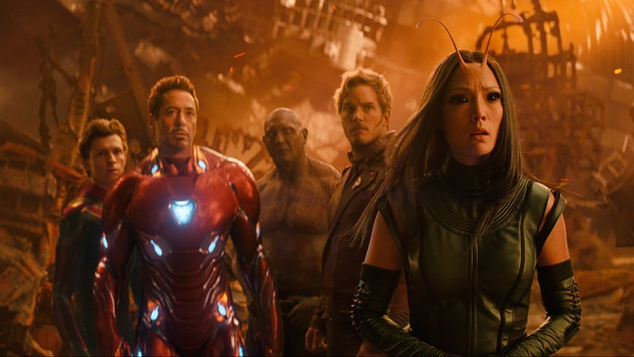 'Avengers: Infinity War' met with rave reviews
