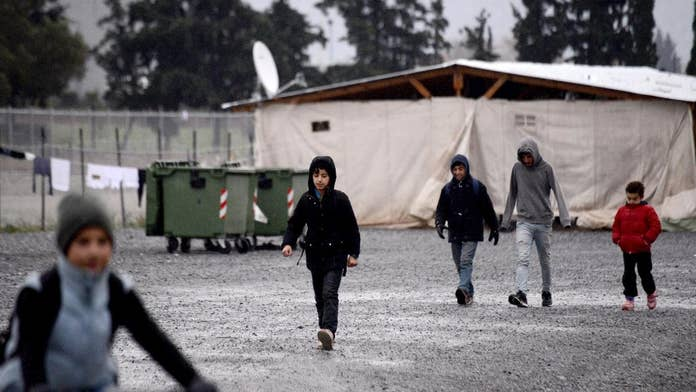 Greek authorities say 70 migrants found in northern forest
