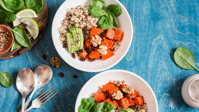 How to make a Buddha bowl that won't give you a Buddha belly