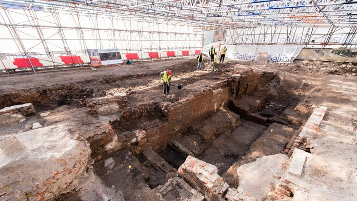 Excavations at Shakespeare's Curtain Theatre reveal Elizabethan secrets