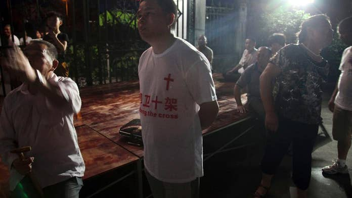 Chinese Christians jailed for faith memorize Bible because guards 'can't take what's hidden in your heart'
