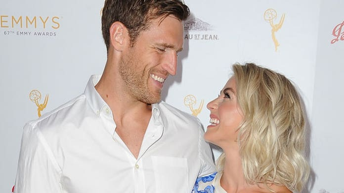 Julianne Hough's husband Brooks Laich says she opened his eyes about their intimacy: 'It was just so powerful'