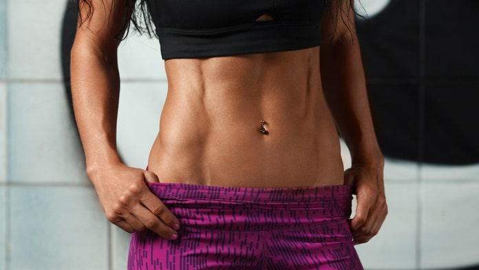 10 minutes to a flatter, firmer belly