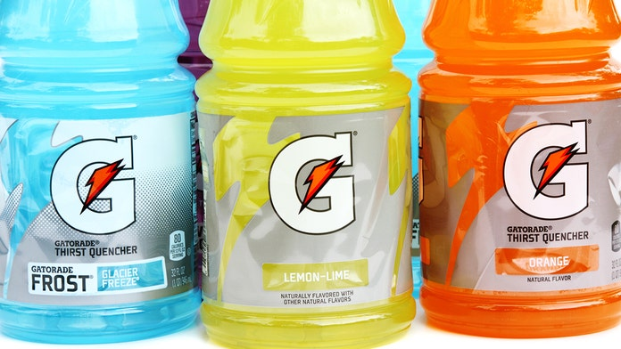 Gatorade Fined 300K Banned From Bad Mouthing Water Fox News