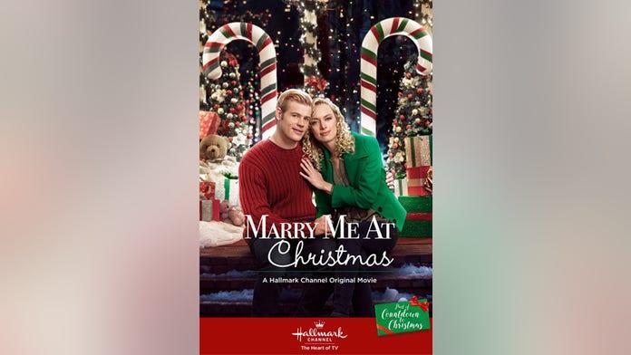 hallmark christmas movies under fire for spreading caucasian cheer fox news - All I Want For Christmas Hallmark Movie