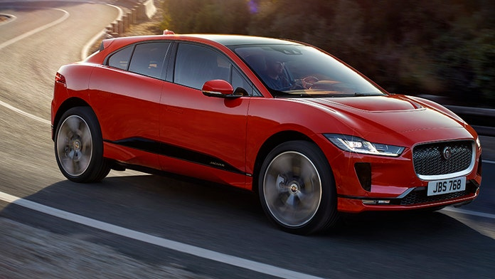 Electric Jaguar I-Pace named World Car of the Year at the New York Auto Show