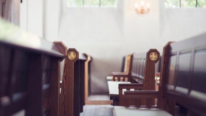 The church is dead. Long live the church!