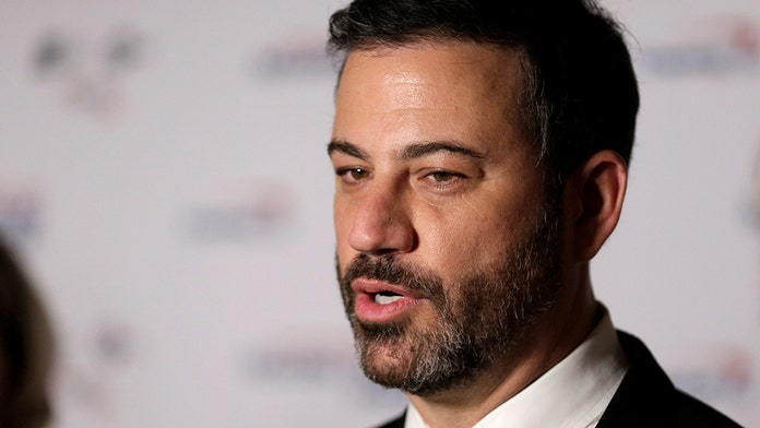 Jimmy Kimmel says Americans who supports Trump have been 'repeatedly punched in the head'