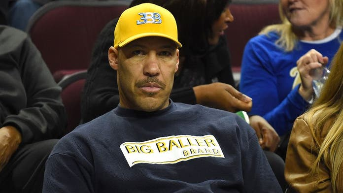 LaVar Ball vows Lakers will 'never win another championship' after team reportedly trades his son