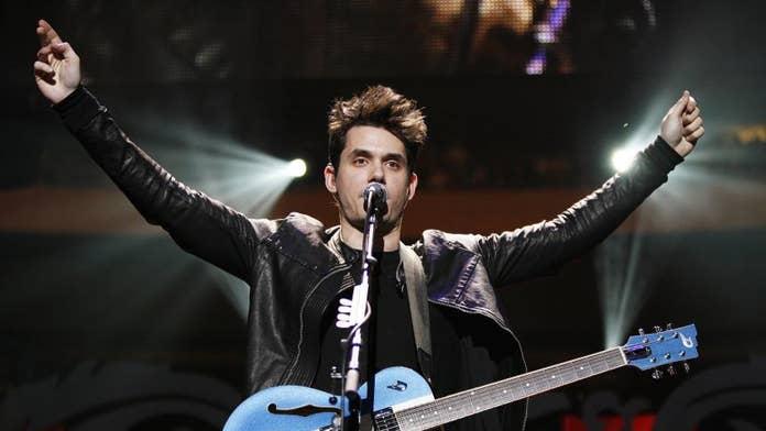 John Mayer sings hymn 'How Great Thou Art' in touching Christchurch tribute