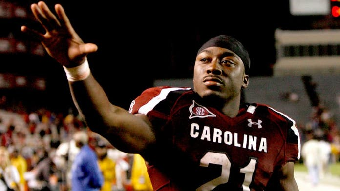 Former South Carolina star Marcus Lattimore is now a head football coach