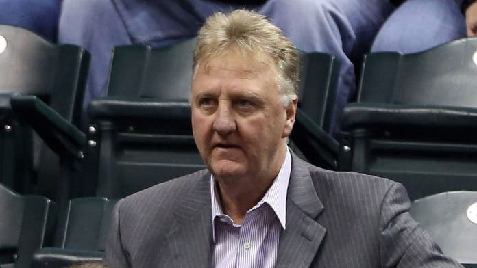 Tattooed Larry Bird mural in Indiana has NBA legend crying foul