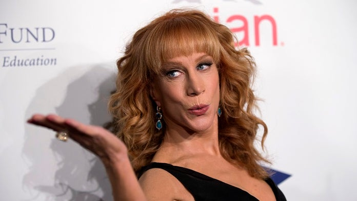 Kathy Griffin no longer friends with Ellen DeGeneres: 'I am apparently not her cup of tea'