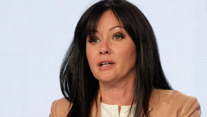 'BH90210' star Shannen Doherty on life after battling breast cancer: 'I'm lucky to be alive'