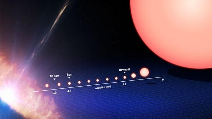 Sun's 8.2-billion-year-old twin found