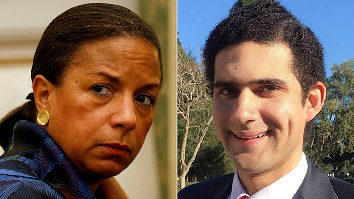 Susan Rice's Republican son allegedly physically assaulted at pro-Kavanaugh event