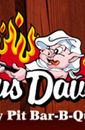 Fresh BBQ provided by Famous Dave's!