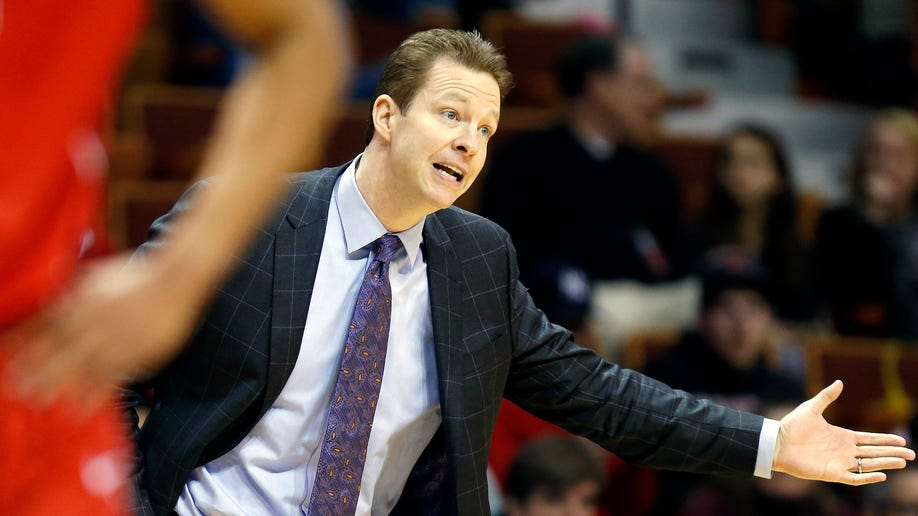 North Carolina Richmond Basketball