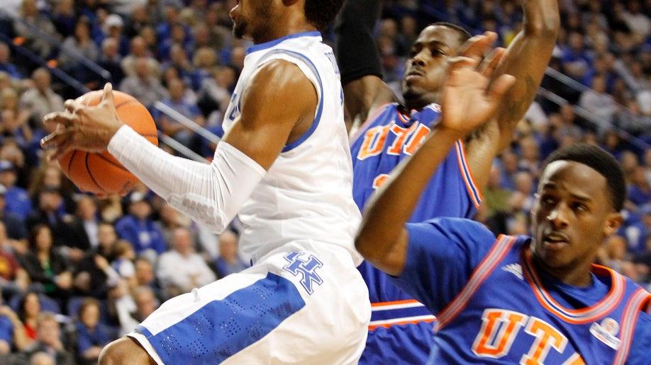 Texas Arlington Kentucky Basketball
