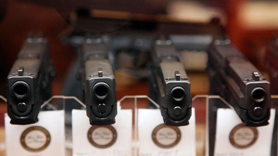 Guns Background Checks
