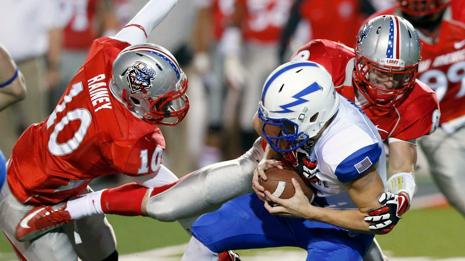 Air Force New Mexico Football