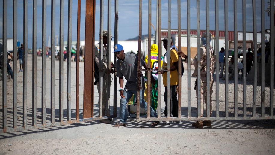Haiti Dominican Migrants