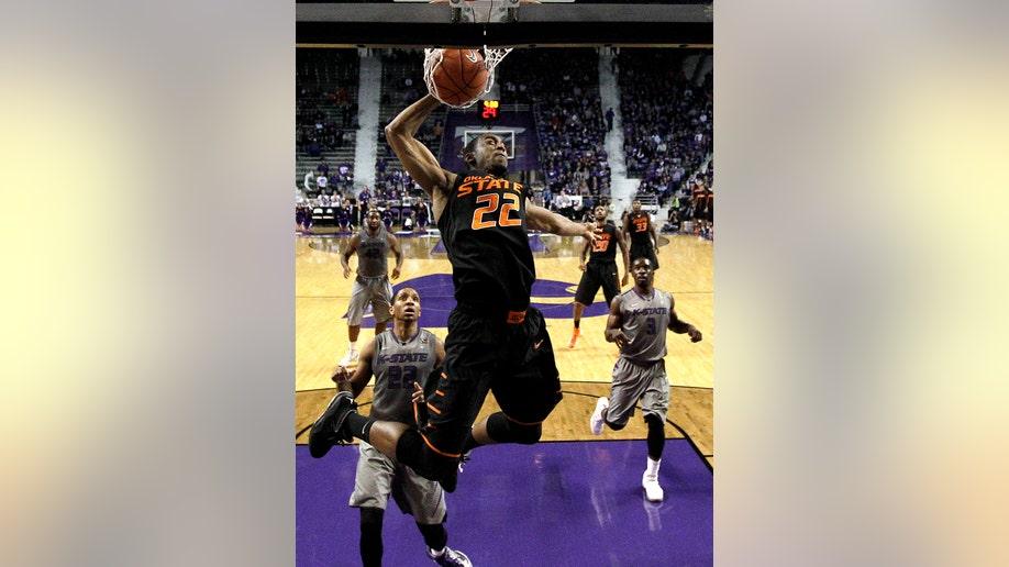 Oklahoma St Kansas St Basketball
